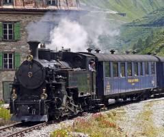 ¿Tren o ferrocarril?
