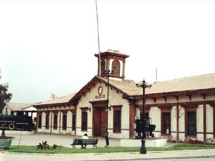 Estación Copiapó